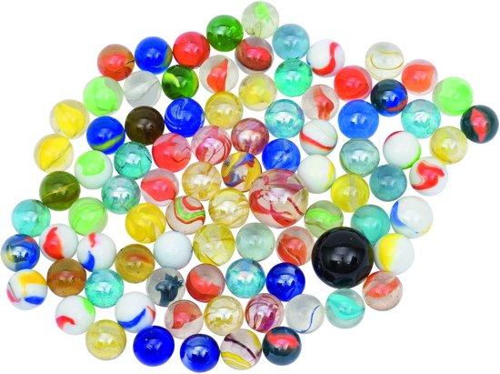 Goki Glass marbles