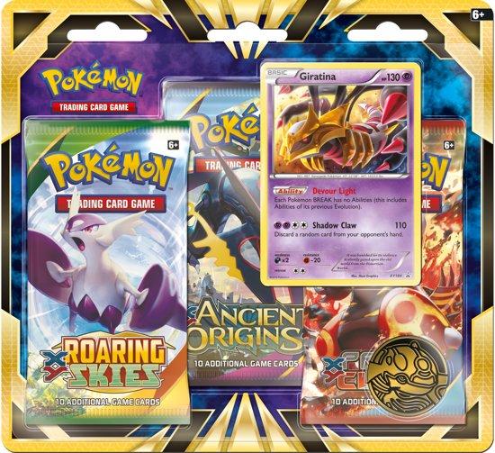 Afbeelding van het spel Pokémon Kaarten - Trading Card Game - Giratina 3BB C24