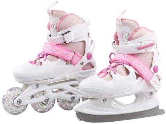 heet product geweldige specials beste groothandel multiskate 2 in 1 meisjes schaatsen en skaten