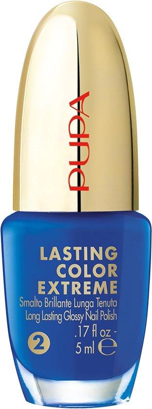 Pupa Lasting Color Extreme Nail Polish 043 Blue Essence