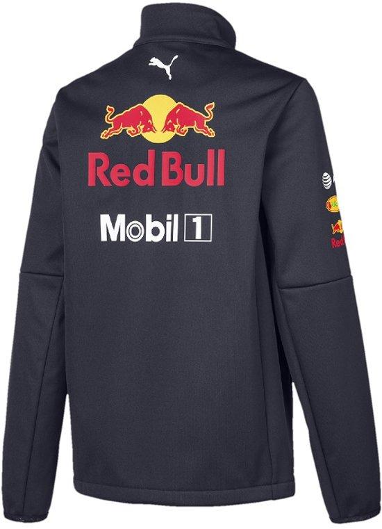 Max Verstappen Red Bull Racing Kids Softshell 2019 128