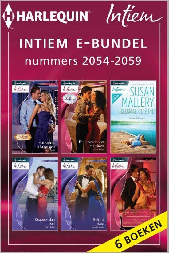 Intiem e-bundel nummers 2054-2059, 6-in-1