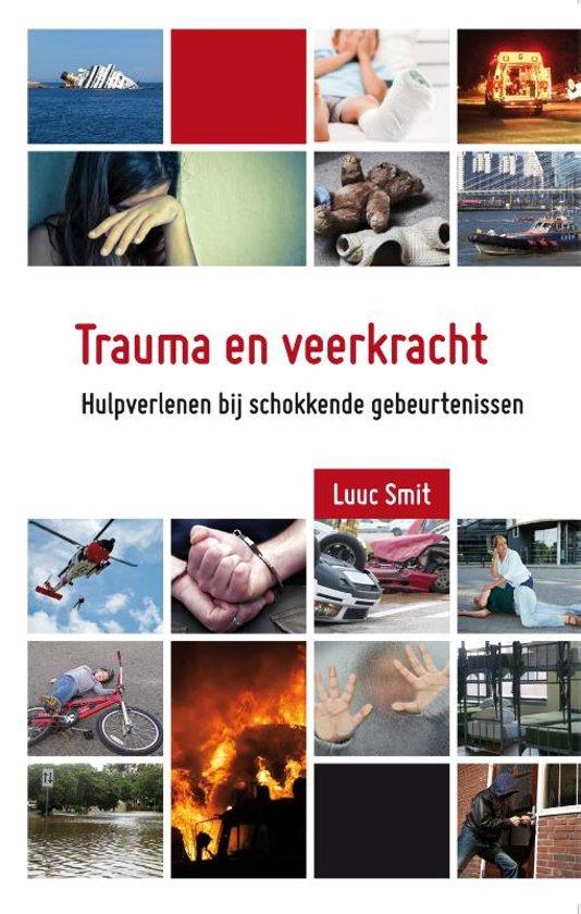 Boek cover Trauma en veerkracht van Luuc Smit (Paperback)