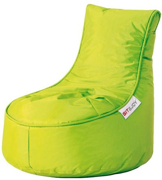 Sit En Joy Zitzak Balina.Bol Com Sit And Joy Mini Balina Zitzak Lime