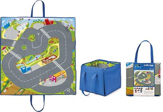 Miniland Speelmat voor voertuigen