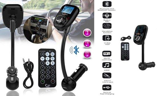 Ongekend bol.com   Draadloze Bluetooth Carkit met FM Transmitter TT-35