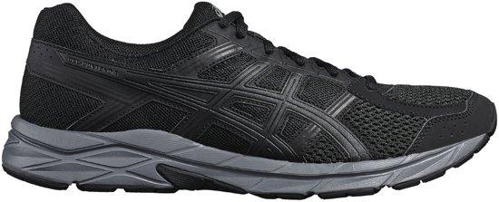 Asics Gel-Contend 4 Sportschoenen - Maat 40 - Mannen - zwart
