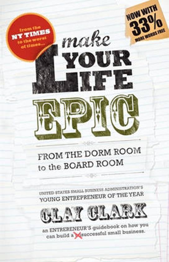 Make Your Life Epic