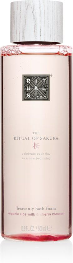 RITUALS The Ritual of Sakura Badschuim - 500ml