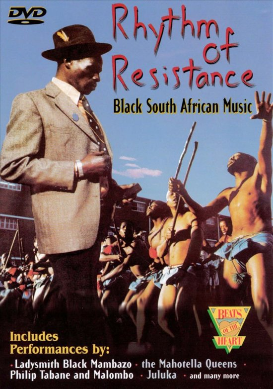 Rhythm Of Resistance - Blac