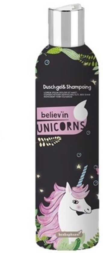 Believ'in Unicorn Douche&Shampoo 250ml