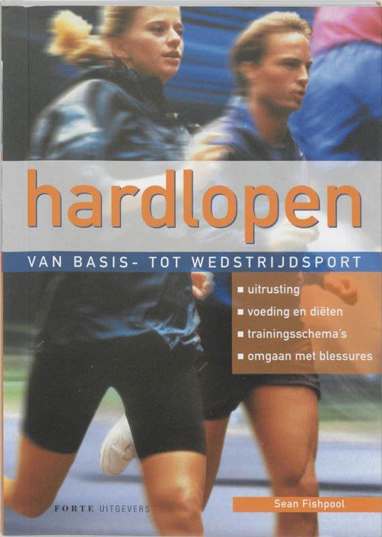 Cover van het boek 'Hardlopen' van Sean Fishpool
