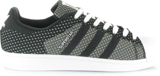 adidas superstar heren weave