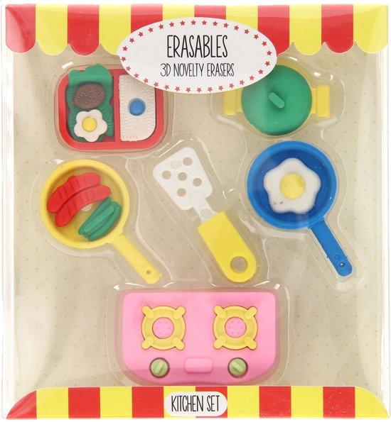 Keuken Gummetjes
