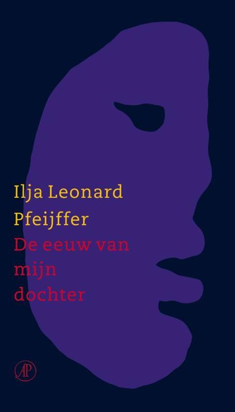 Cover van het boek 'De eeuw van mijn dochter'