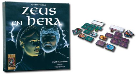 Zeus & Hera - Kaartspel