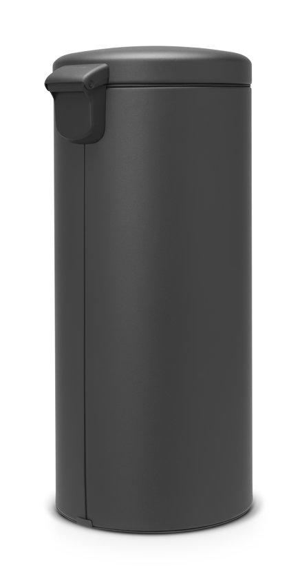 Brabantia NewIcon Pedaalemmer 30 Liter Mineral Infinite Grey