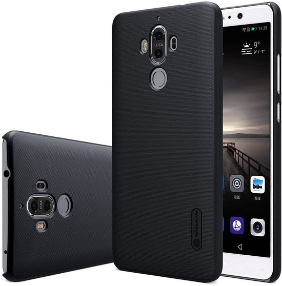 Nillkin Super Frosted Shield Backcover voor de Huawei Mate 9 - Black
