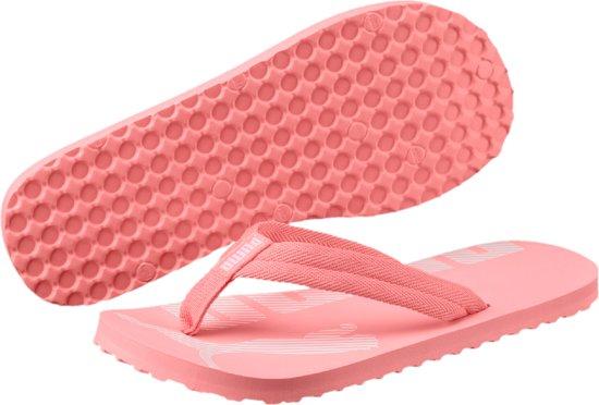 a34b19d3d3c bol.com | PUMA Epic Flip V2 Slippers - Soft Fluo Peach-PUMA White