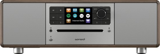 Sonoro Prestige - Internet Radio - Smart Radio - Walnoot