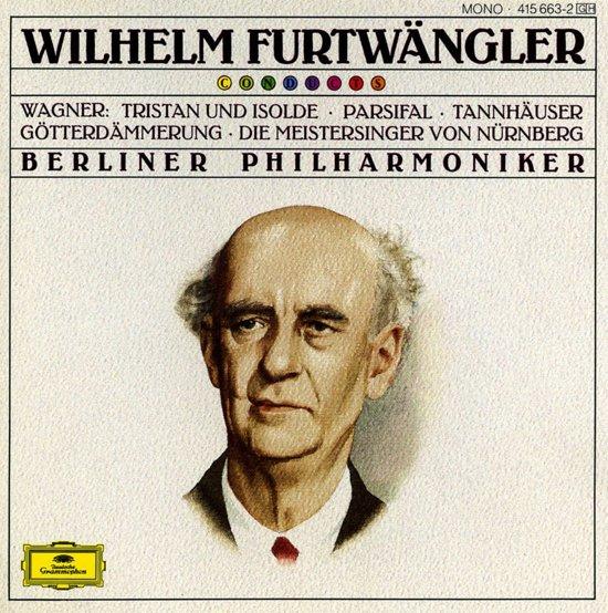 Wilhelm Furtwangler conducts Wagner