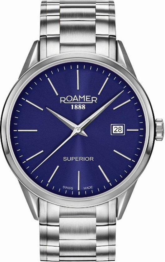 Roamer Superior Date Horloge