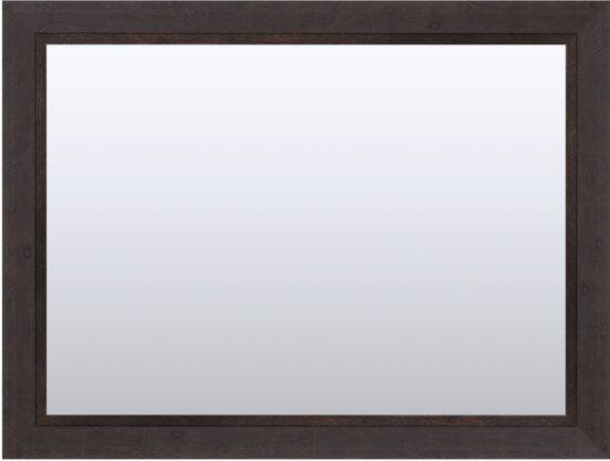 Spiegel Zonder Lijst : Bol secadesign cabina spiegel cm donkerbruin