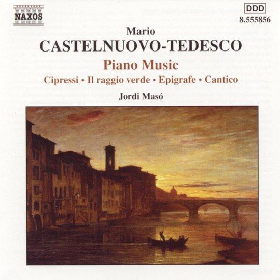 Castelnuovo-Tedesco:Piano Musi