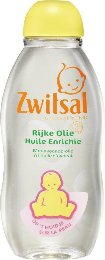 Zwitsal Rijke Olie Met Avocado-Olie - 200 ml - Baby