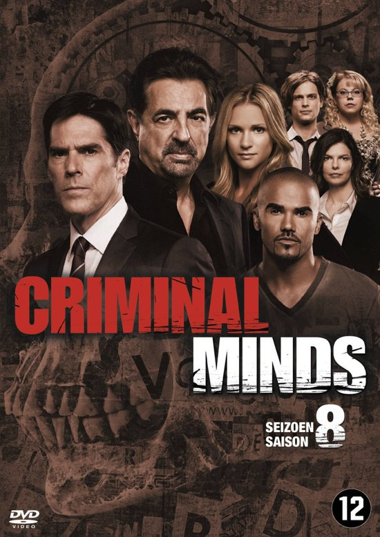 Criminal Minds -  Seizoen 8