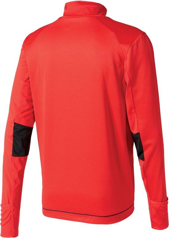 | adidas Performance Trainingsshirt ScarletBlack