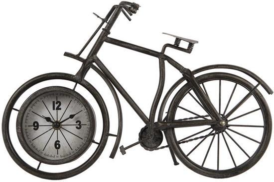 Klok metaal fiets