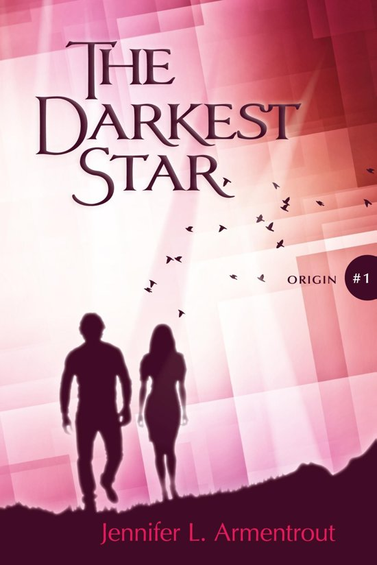 Boek cover The Origin Serie 1 - The Darkest Star van Jennifer L. Armentrout (Onbekend)