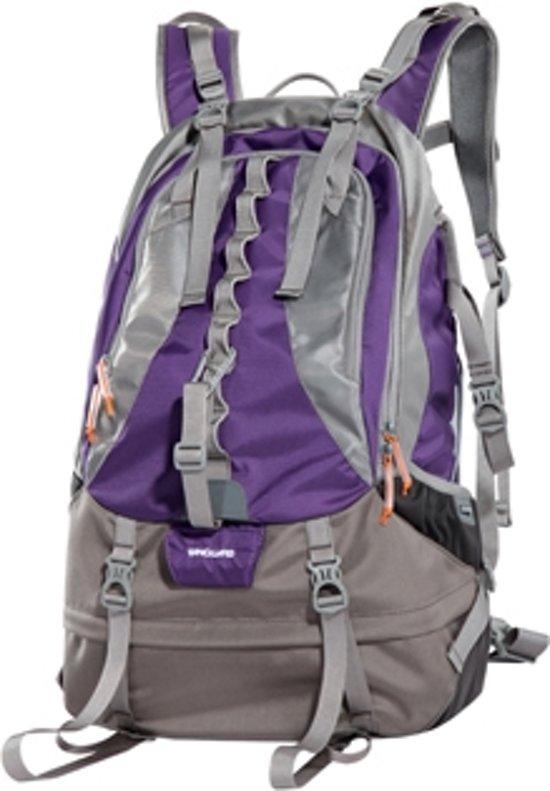 fcc9d234240 bol.com   Vanguard Kinray 53 PR Rugzak lila/grijs