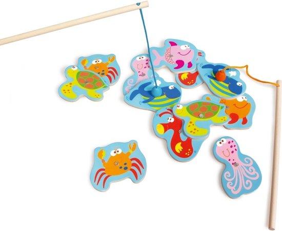 Scratch Spel Visspel Grappige Vissen