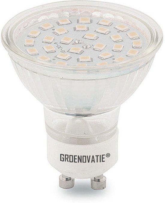 GU10 LED Spot SMD 3W Warm Wit Dimbaar