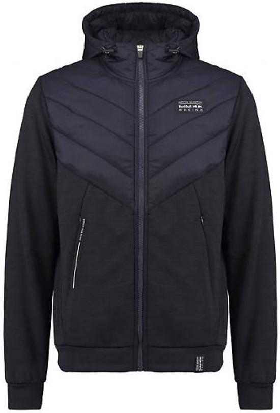 Red Bull Racing FW men Full Zipp power stretch jacket M