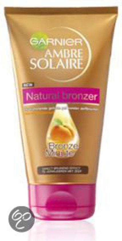 Garnier Ambre Solaire Natural Bronze Wash Off - 150 ml - Zelfbruiner