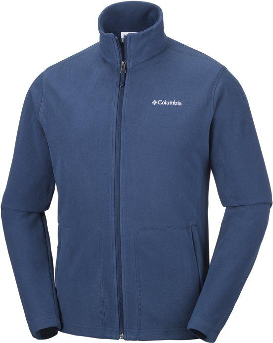 Columbia Fast Trek Light Full Zip Fleece Vest Heren - Carbon