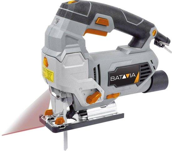 Maxxseries Decoupeerzaag 800W + laser 7062849 Batavia