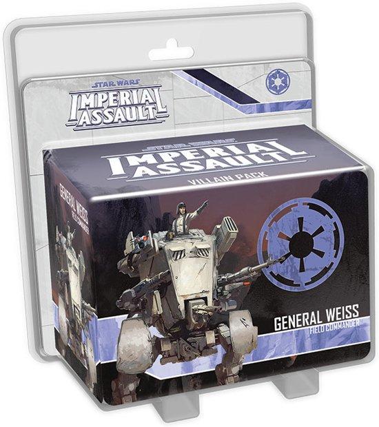 Afbeelding van het spel Star Wars Imperial Assault General Weiss Villain P