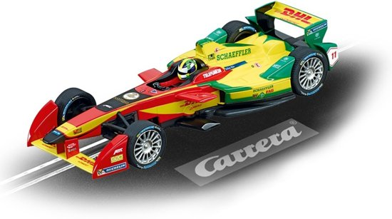 Carrera Evolution Racebaan Auto Formula E Audi Sport Di Grassi