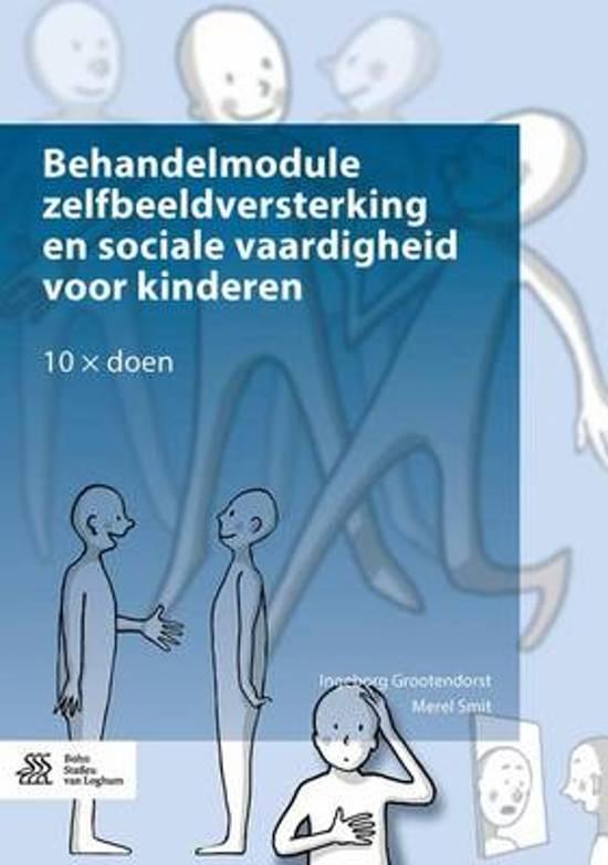 Behandelmodule zelfbeeldversterking en sociale vaardigheden voor kinderen