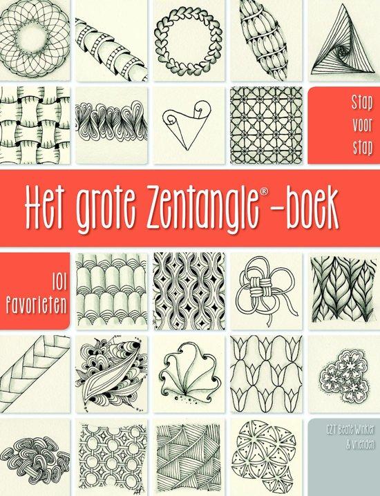 Het grote Zentangle-boek