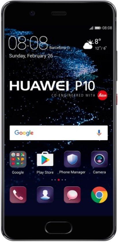 Huawei P10 - 64 GB - Zwart