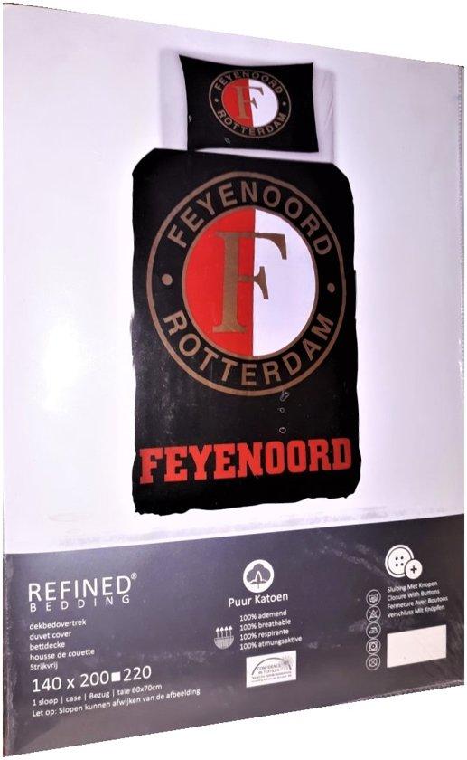 Feyenoord Dekbedovertrek 1 Persoons.Bol Com Feyenoord Dekbedovertrek