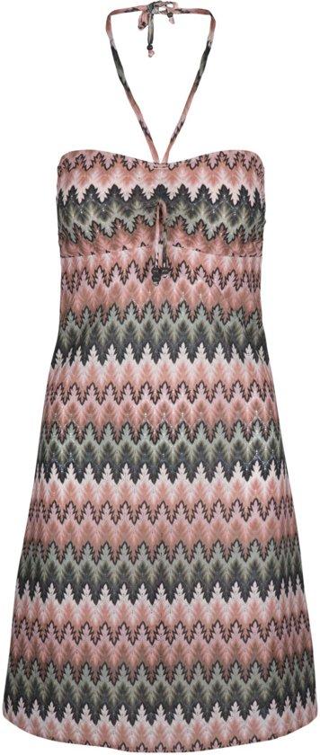LingaDore 4101P-1 NEVA Halternek jurk - Maat 38- Print