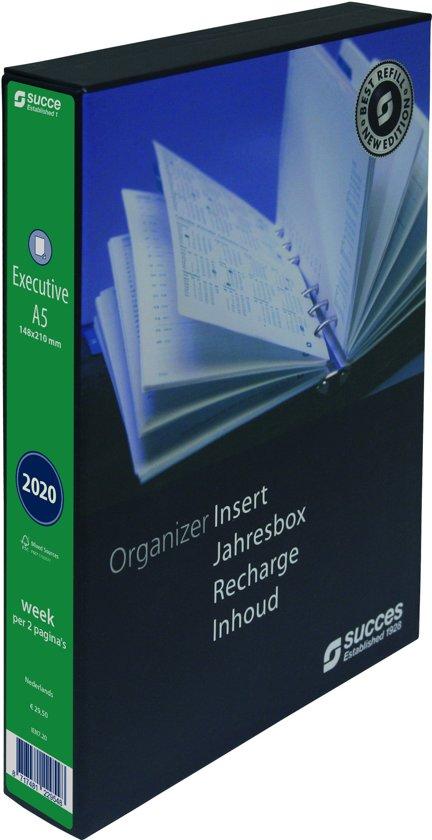 Afbeelding van Succes Inhoud A5/Executive 7 Dagen 2020