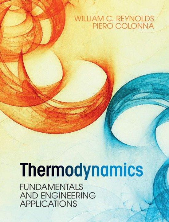bol com | Thermodynamics (ebook), William C  Reynolds