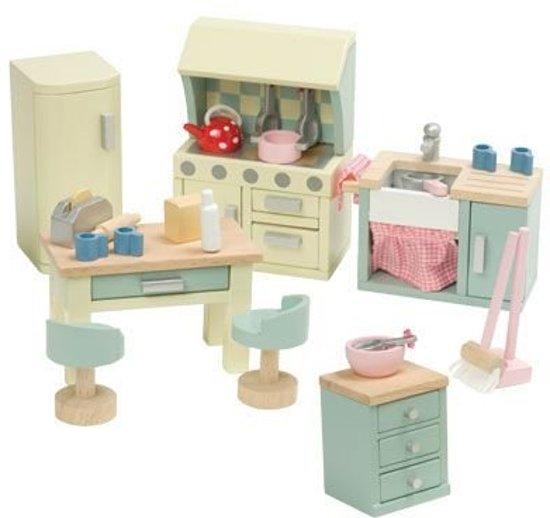Le Toy Van Poppenhuismeubels Daisylane Keuken - Hout